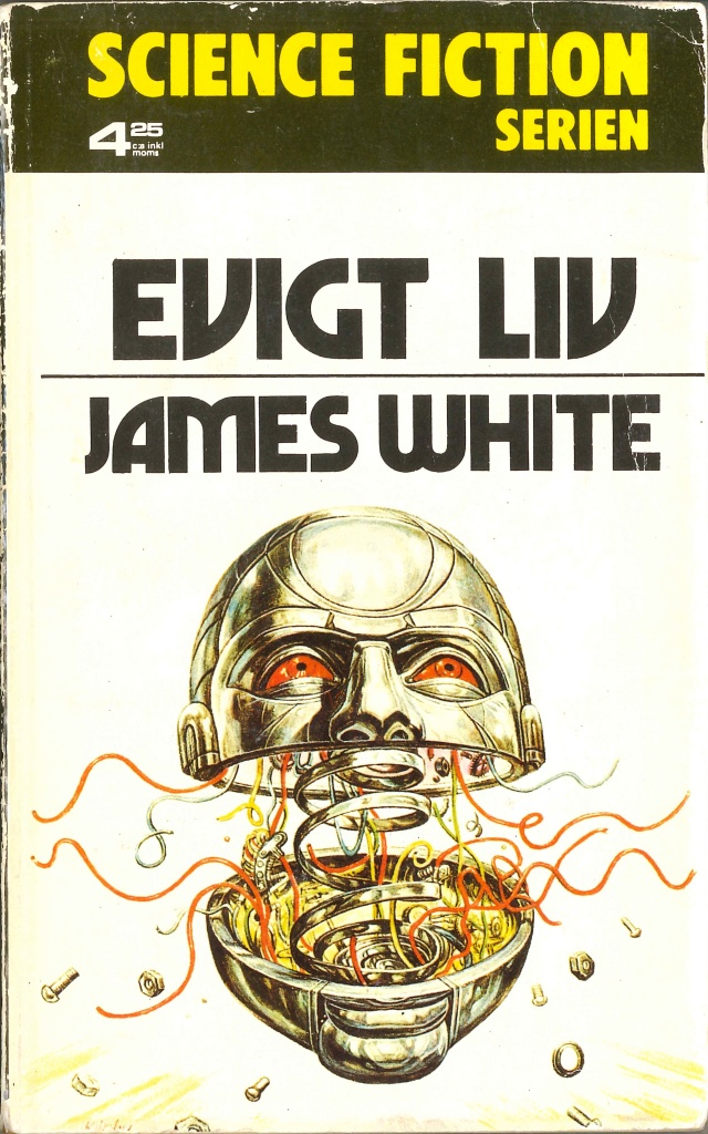 James White, Evigt liv [Second Ending] (1975 - Lindfors Förlag, Science Fiction Serien [16]).